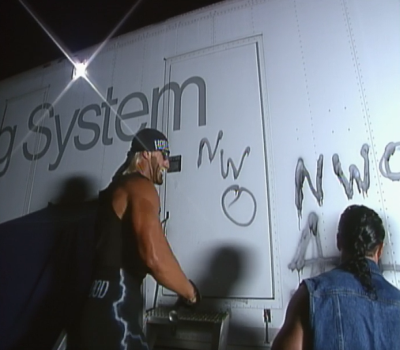 Retro Oasis: Nitro Charged: WCW Monday Nitro: August 26th, 1996