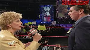 Linda McMahon Wants a Divorce - 4-9-2001 Raw - video dailymotion