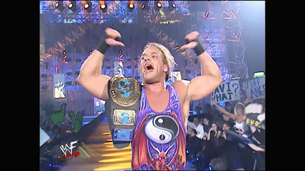 Jay Reviews Things: WWF WrestleMania X8