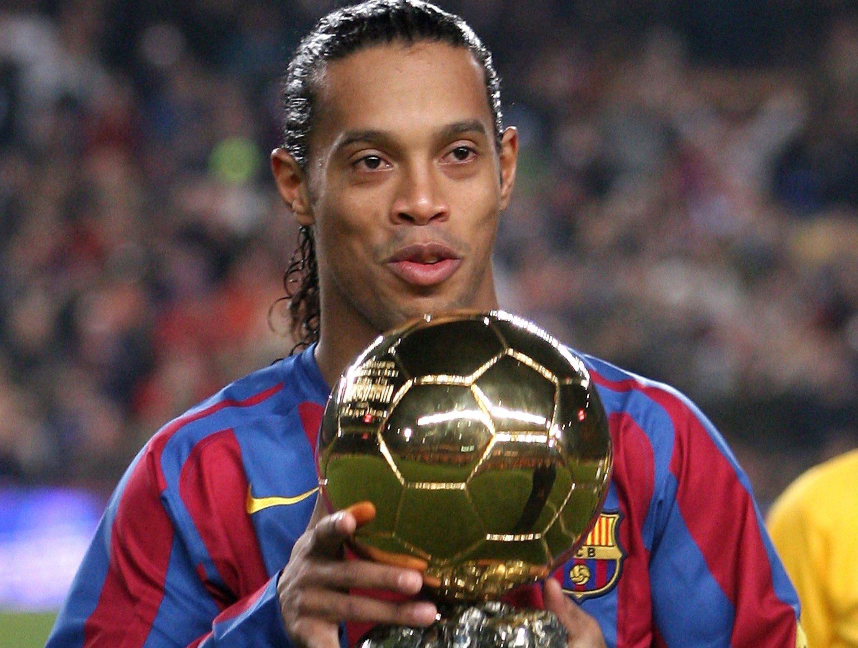 Ronaldinho — A Retrospective Look At the Flawed Legend | by Benjamin  Dalusma | thelibero | Medium