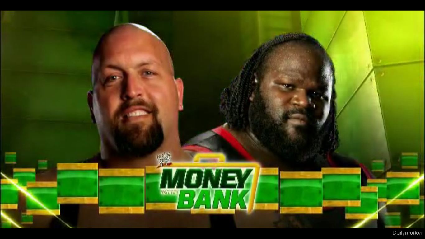 raw, smackdown and ppv matches: WWE Money In The Bank as of now!!