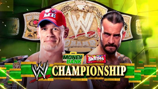 WWE Money In The Bank (2011) – Review